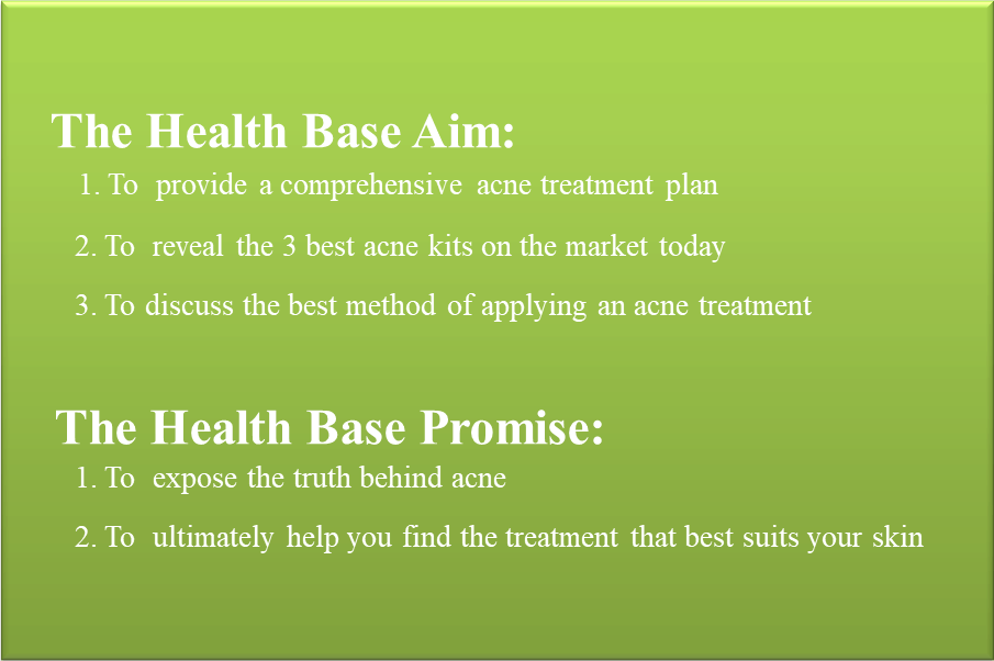 The Health Base Promise