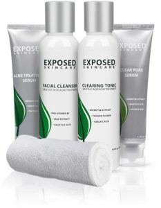 Exposed Skin Care