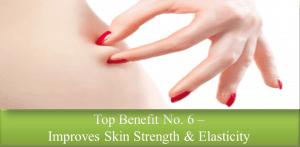 Skin Strength & Elasticity Improved
