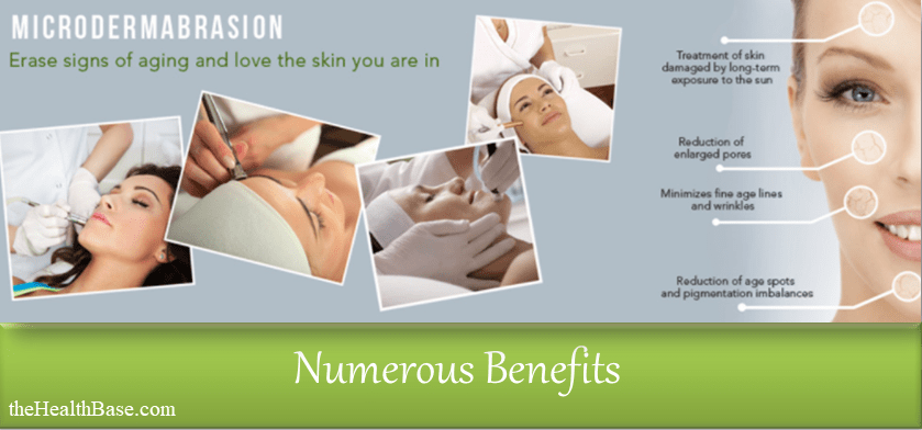 Benefits of microderm