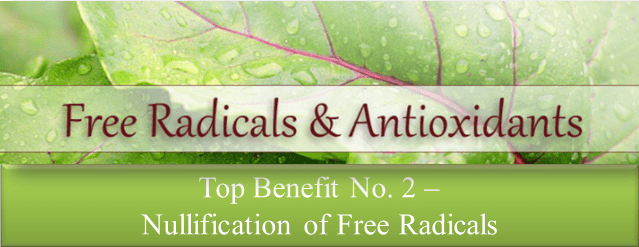 Free Radicals nullified