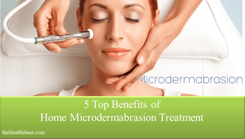 Microabrasion Top Benefits