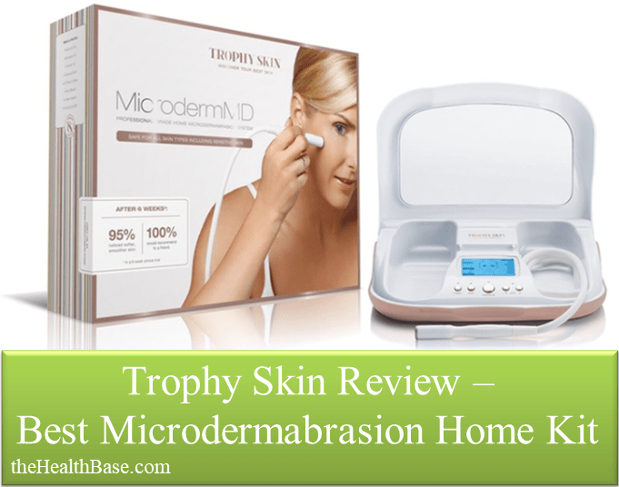 Trophy Skin Home Microderm Kit