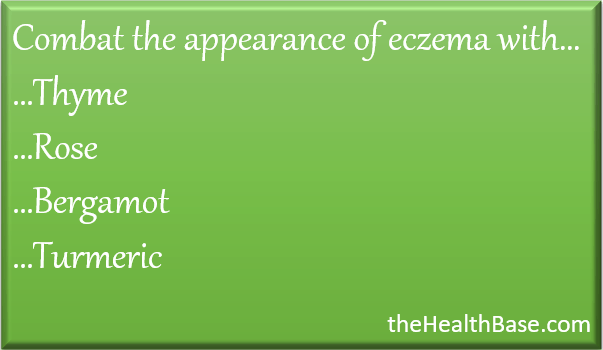 Eczema cures