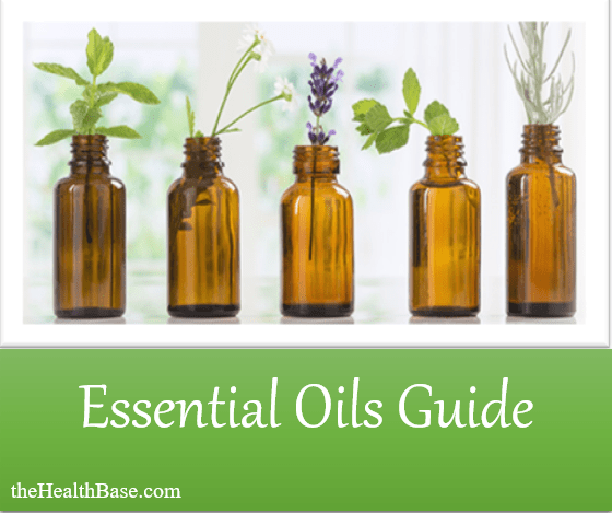 Essential Oils Reference Guide