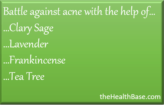 Cures for acne