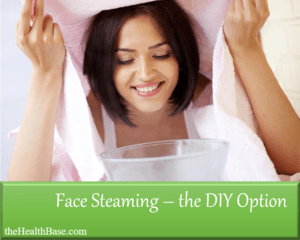 DIY Face Steaming