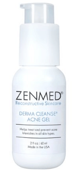 Zenmed Cleanse Acne Gel