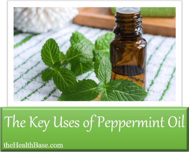Best uses for peppermint essential oil