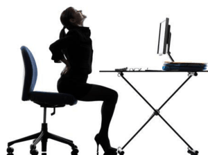 Excessive sitting problems