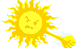 dangers of the sun