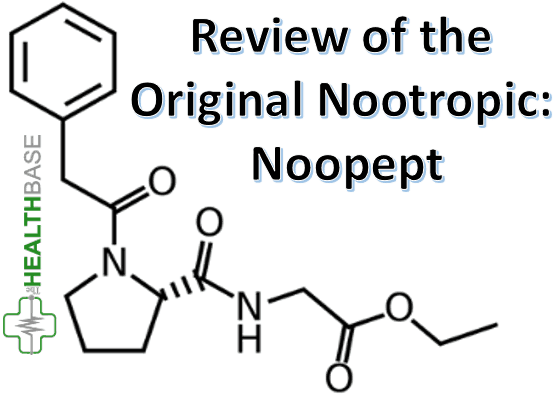 Review of noopept