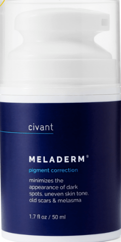 meladerm pigment correction